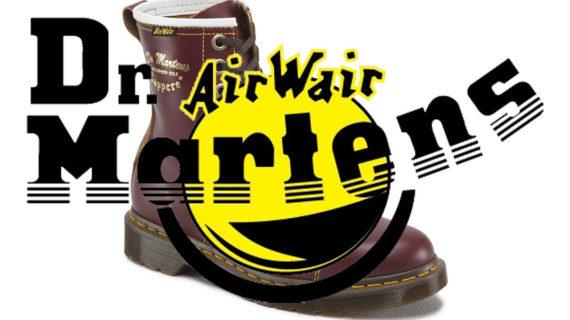 Dr. Martens, Sepatu Boots Kulit Kebanggan Komunitas Punk Skin Head