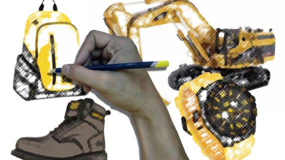 Caterpillar Menawarkan Heavy Equipment Hingga Jam Tangan