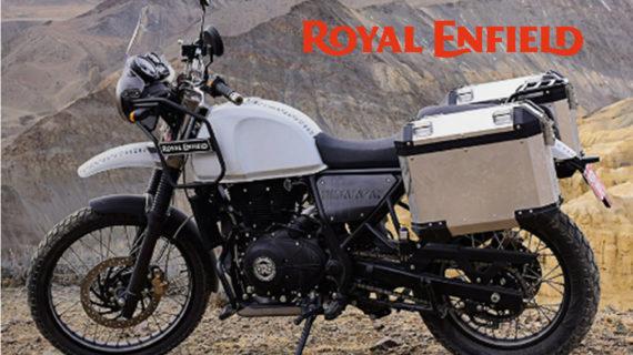 Royal Enfield Himalayan Diciptakan untuk Semua Medan