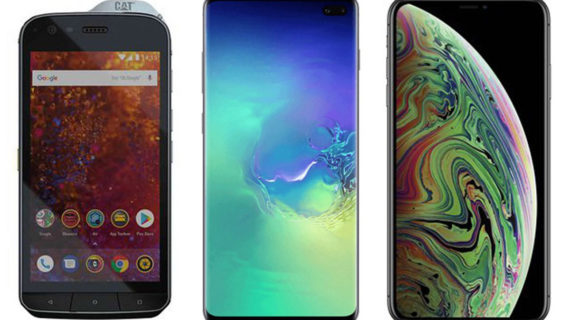 Smartphone Tahan Air Terbaik di Tahun 2019