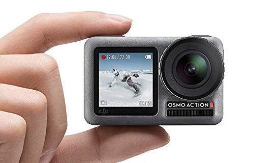 DJI Osmo Action, Kamera Aksi Baru yang Dapat Membunuh GoPro