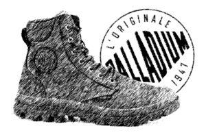 Beberapa Model Boots Palladium yang Cocok untuk Anda Penggemar Grunge Style