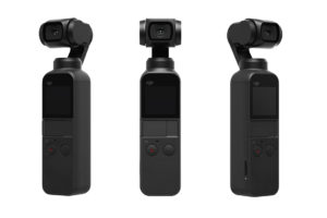 DJI Osmo Pocket 3-Axis Stabilized Handheld – Review